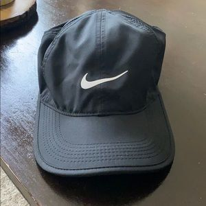 Black Nike Dri-Fit Hat